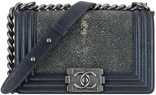 Chanel-Small-Galuchat-Boy-Flap-Bag