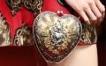 Dolce And Gabbana Sacred Heart Shoulder Bag