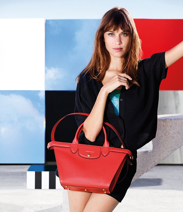 Longchamp-Spring-Summer-2015-Ad-Campaign-Featuring-Mini-Le-Pliage-Heritage-Bag-2