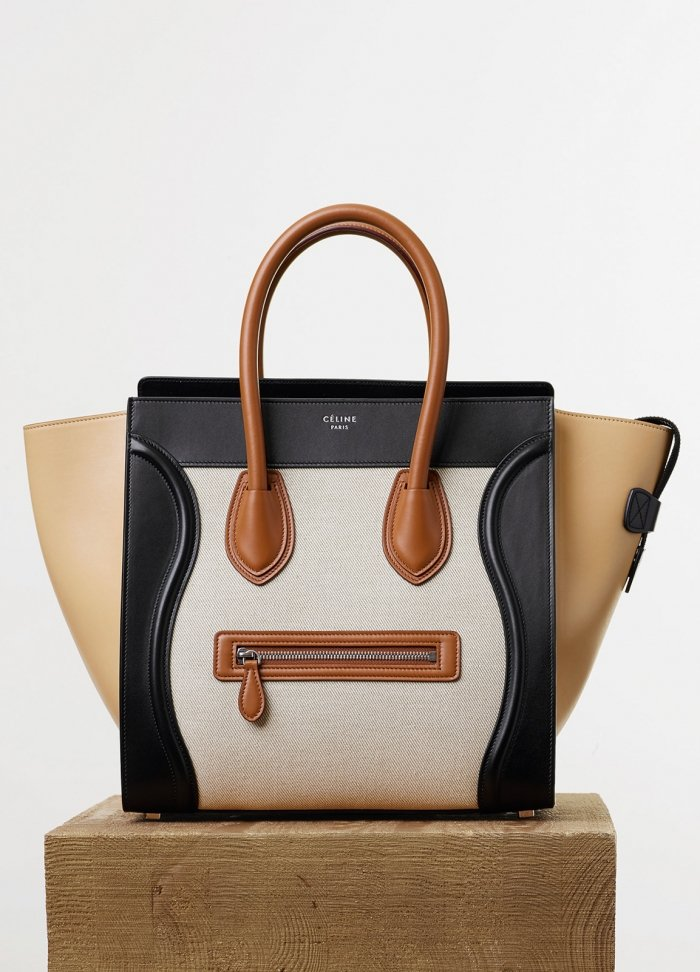 celine luggage mini - Celine Summer 2015 Classic Bag Collection | Bragmybag