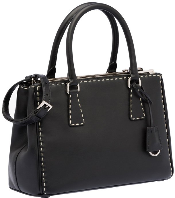 Prada-Hand-stitched-City-Calf-leather-tote-4