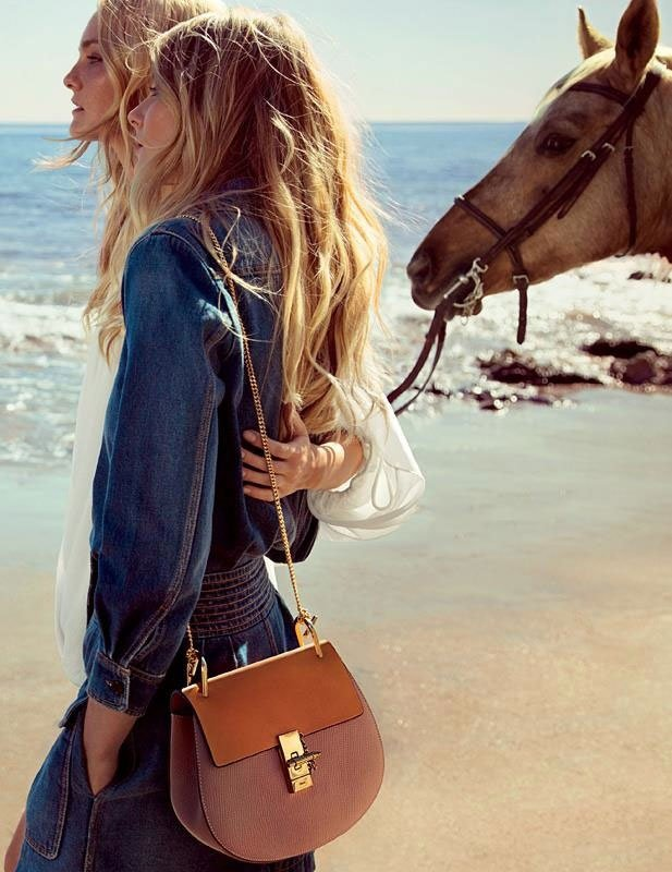 Introducing Chloe Spring-Summer 2015 Ad Campaign | Bragmybag