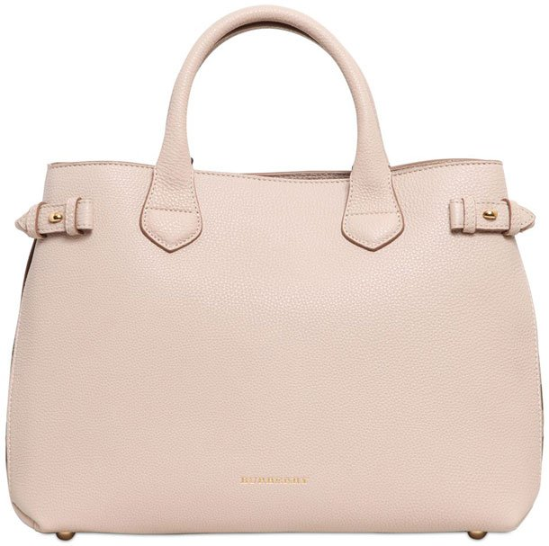 Burberry-Banner-Check-Leather-Bag-beige