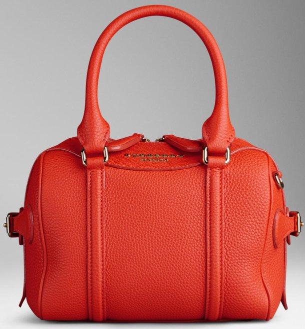Burberry-Prorsum-Mini-Bee-Bag-orange
