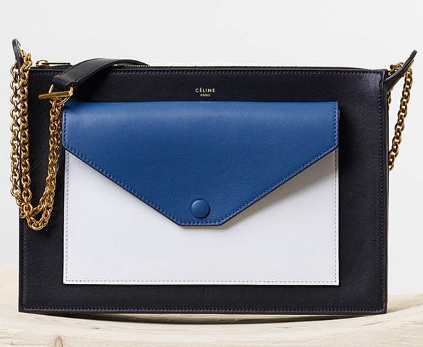 Celine Pocket Medium Clutch Bag | Bragmybag