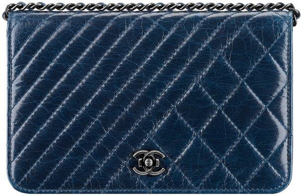 8c8ebaa85a7866 Chanel Coco Boy Wallet On Chain | Bragmybag