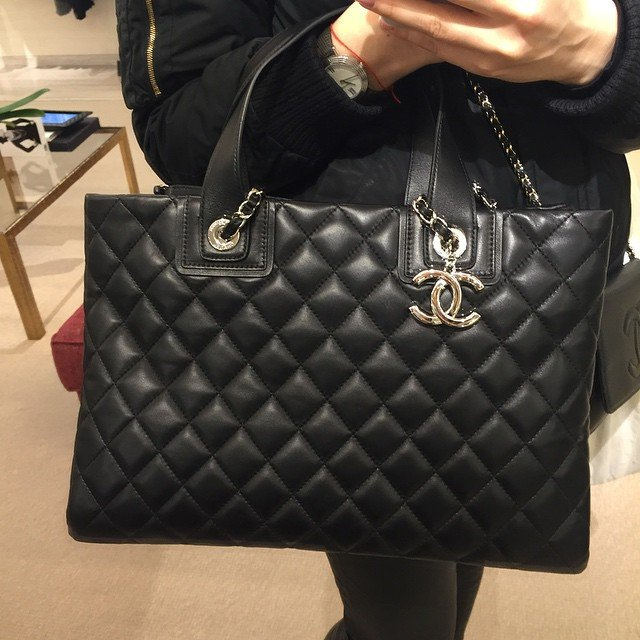 Chanel Daily Shopping Bag Bragmybag