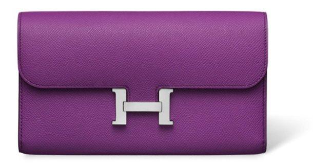 Hermes-Constance-Long-Wallet
