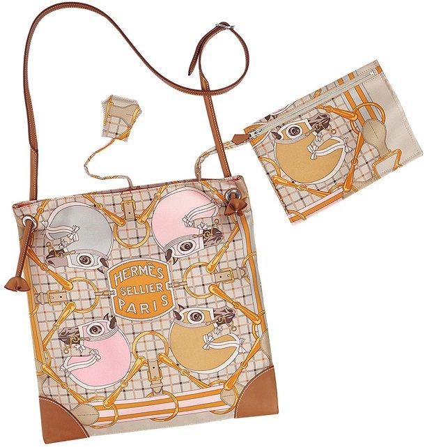 Hermes-SilkyCity-Bag