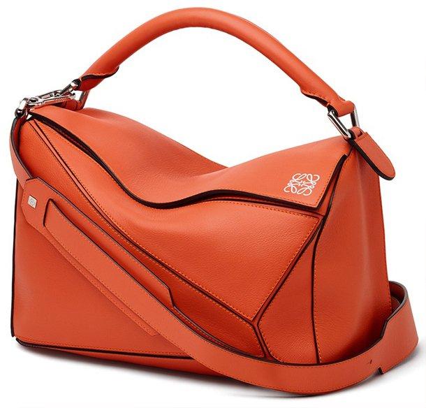 Loewe-Puzzle-Bag-orange