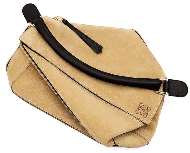 Loewe-Puzzle-Bag-yellow-6