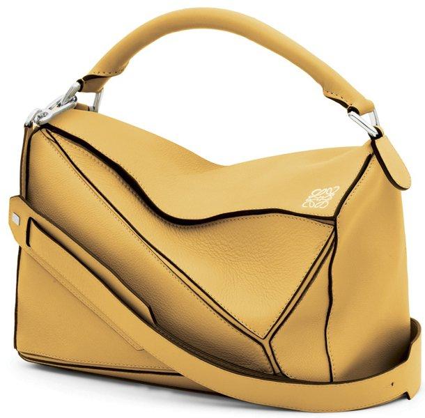 Loewe-Puzzle-Bag-yellow-8
