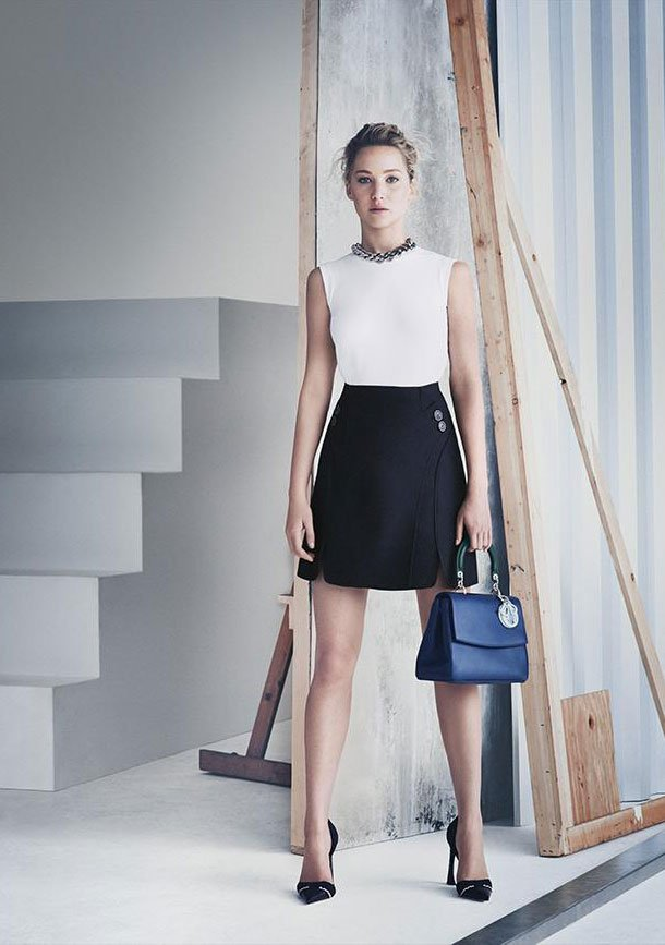 Be Dior 2015 Ad Campaign Featuring Jennifer Lawrence