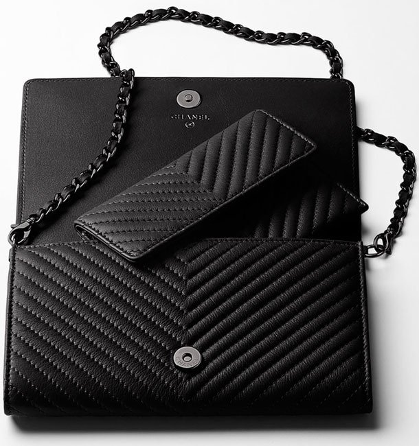 Chanel-Boy-Chevron-Wallet-On-Chain-2