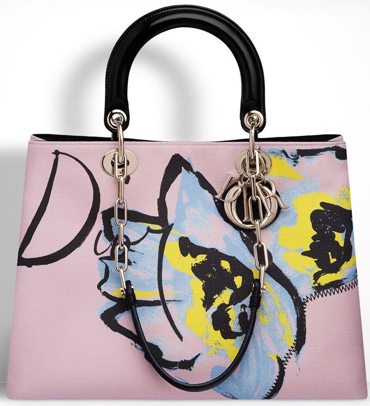 Dior D-light Bag