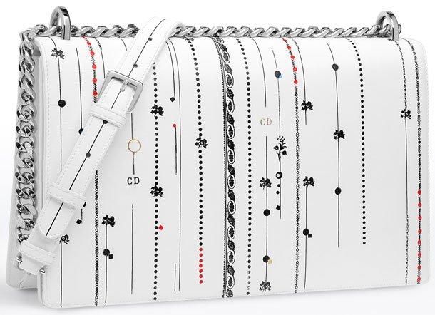 The Diorama Shoulder Bags