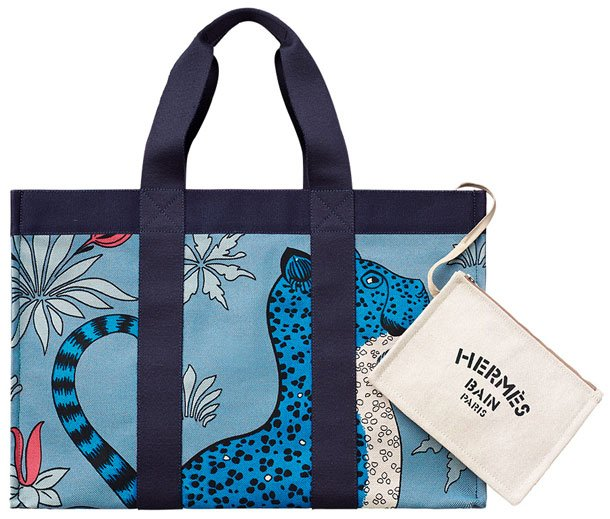 Hermes-leopard-beach-bag-2