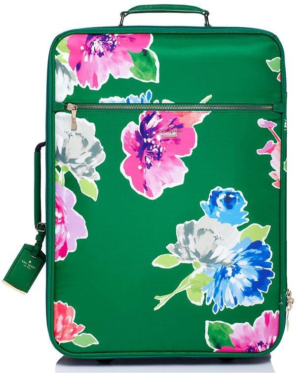 Kate-Spade-Classic-Nylon-Flower-Carry-On-2