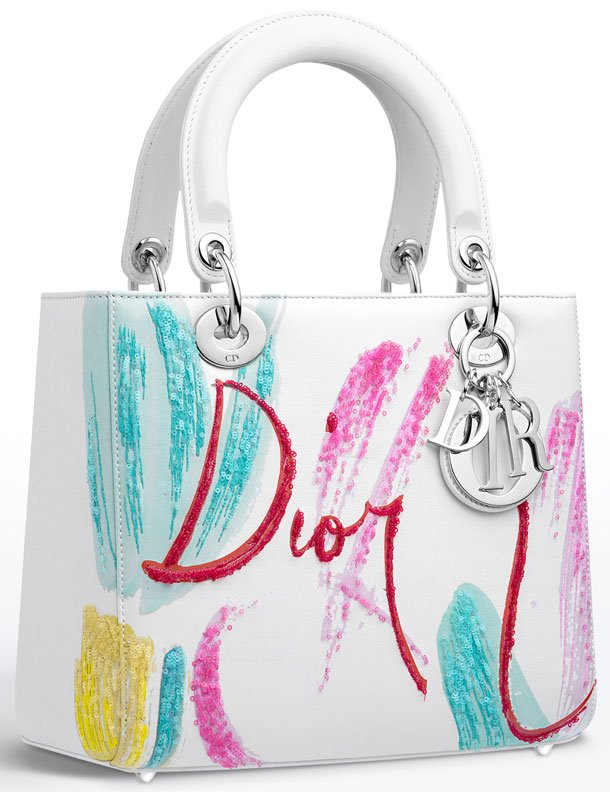 Lady-Dior-Signature-Bag