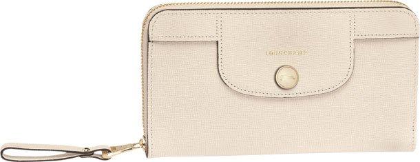 Longchamp-Le-Pliage-Heritage-Wallet-beige