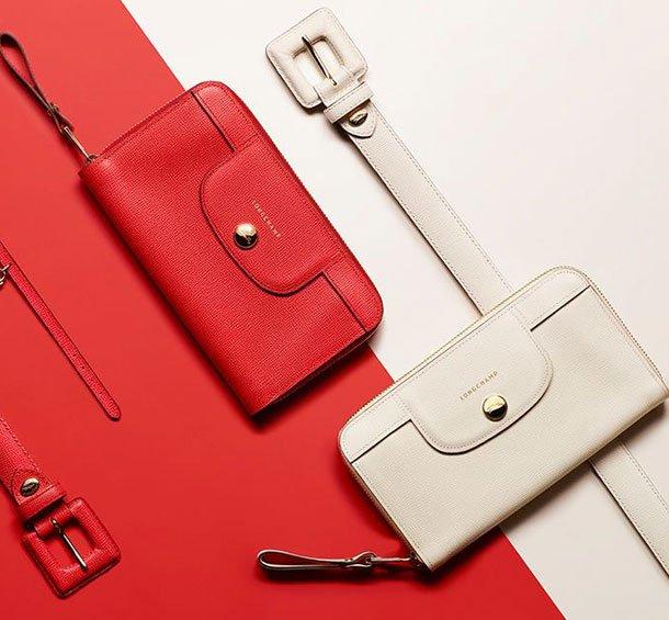 Longchamp-Le-Pliage-Heritage-Wallet
