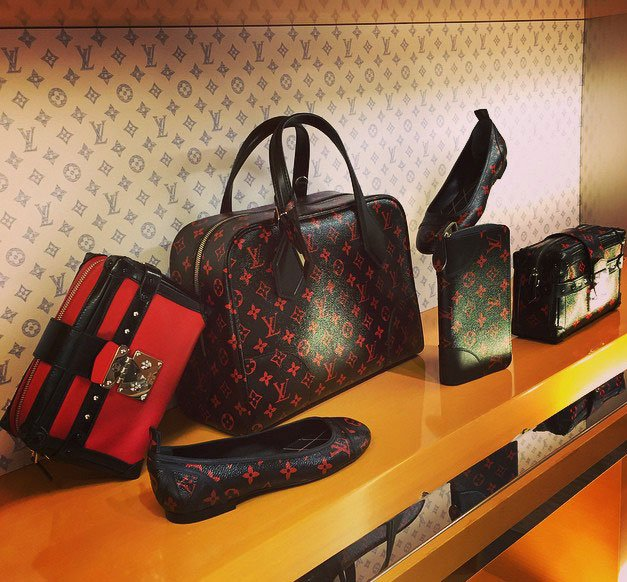 Louis-Vuitton-Monogram-Infrarouge-Collection