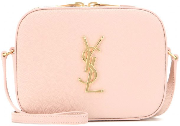 Saint-Laurent-Classic-Monogram-Shoulder-Bag-pink