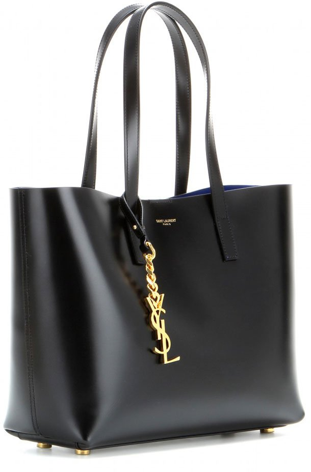 Saint-Laurent-Monogram-Leather-Tote-3