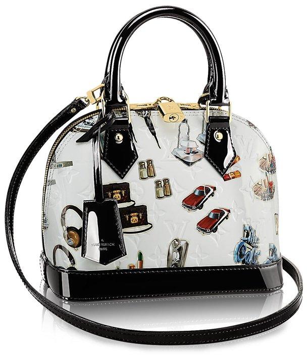 Louis Vuitton Sticker Bag Collection Bragmybag