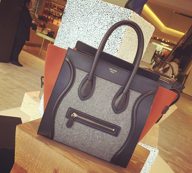 Celine Luggage Tote Bag For Summer 2015 Collection | Bragmybag