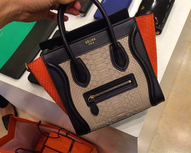 celine phantom purse price - Celine Luggage Tote Bag For Summer 2015 Collection | Bragmybag