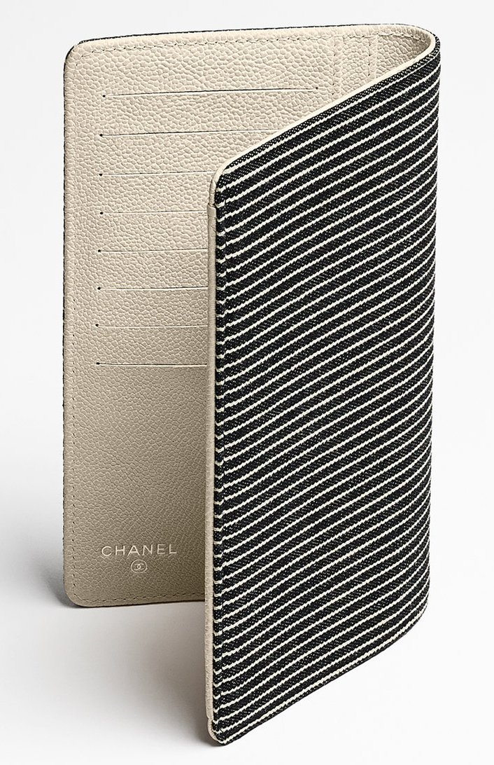 Chanel-Striped-Denim-Wallet-2