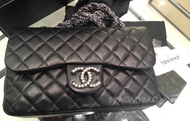 4d9be258f42da8 Chanel Westminster Flap Bag From Spring Summer 2015 Collection ...