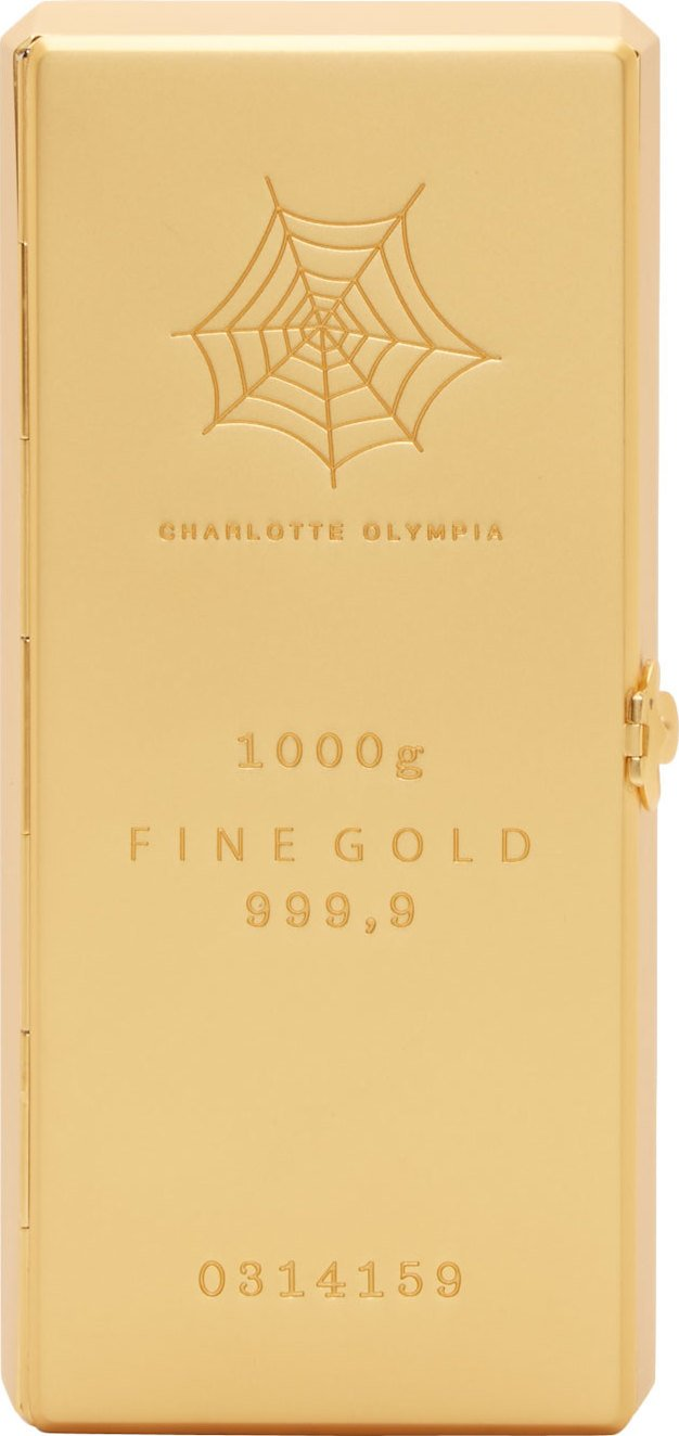 Charlotte-Olympia-Gold-Worth-Its-Weight-Metal-Clutch