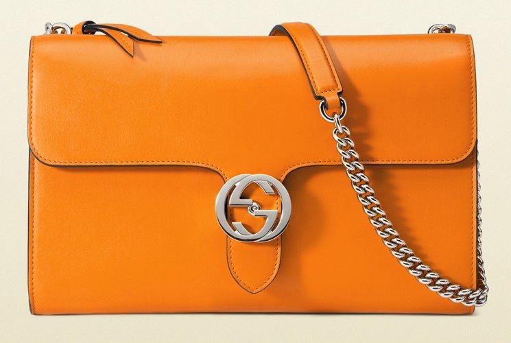 Gucci Interlocking Shoulder Bag | Bragmybag