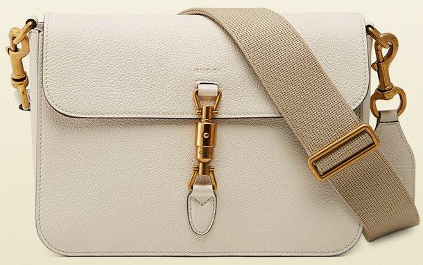 Gucci Jackie Soft Shoulder Bag with Large Strap | Bragmybag