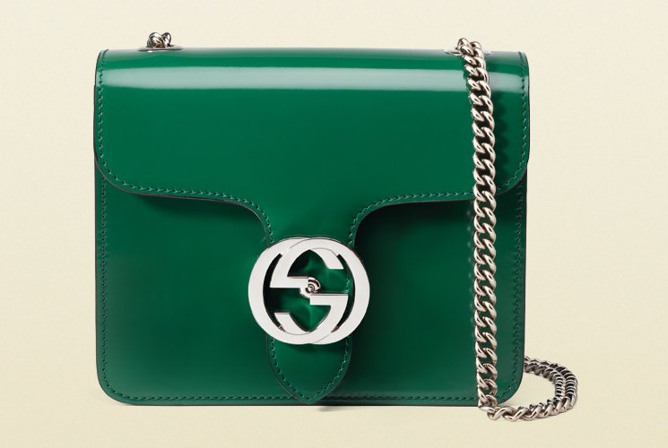 gucci interlocking shoulder bag