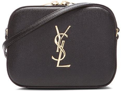 ysl accessories - Saint Laurent Monogram Camera Bag | Bragmybag
