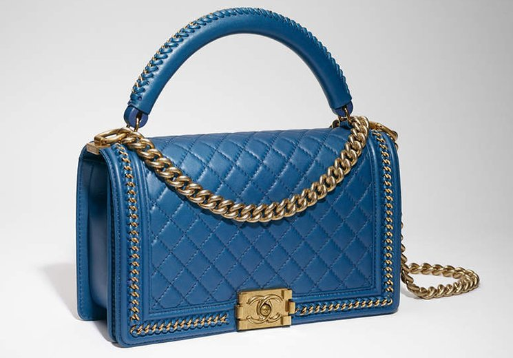 Chanel-Boy-Chain-Handle-Bag-2