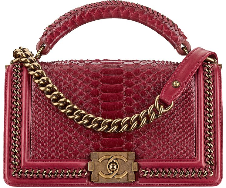 Chanel-Boy-Chain-Handle-Bag-3