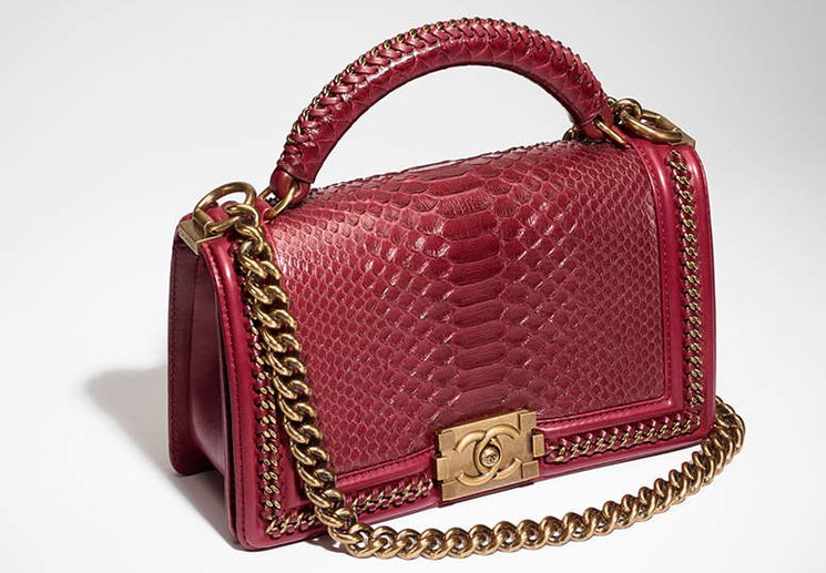 Chanel-Boy-Chain-Handle-Bag-4