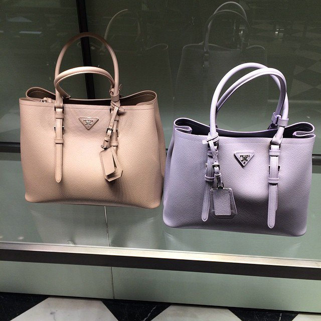 fake prada - Prada Mini Saffiano Cuir Leather Tote | Bragmybag