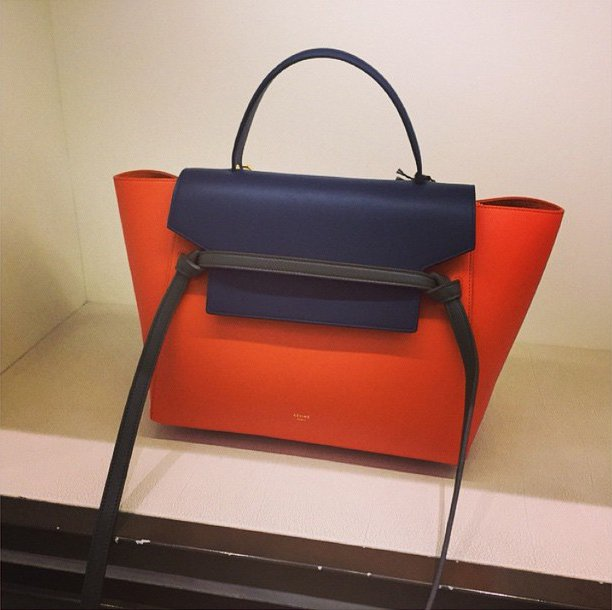 celine bag belt
