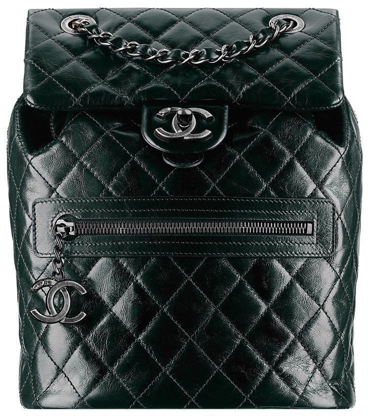 Chanel-Calfskin-Backpack