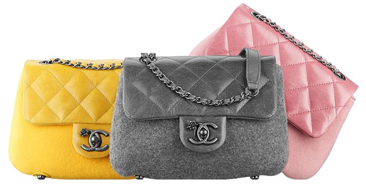 372bc2092def4d Chanel Pre-Fall 2015 Seasonal Bag Collection | Bragmybag