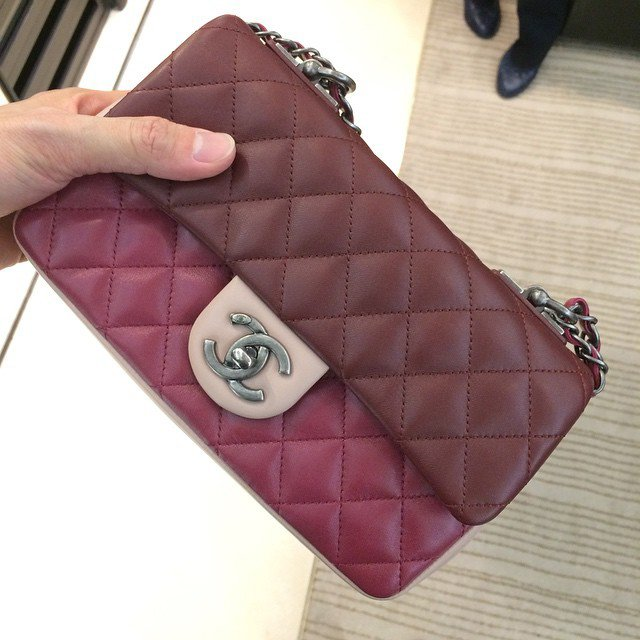 Chanel-Tri-Color-Flap-Bag