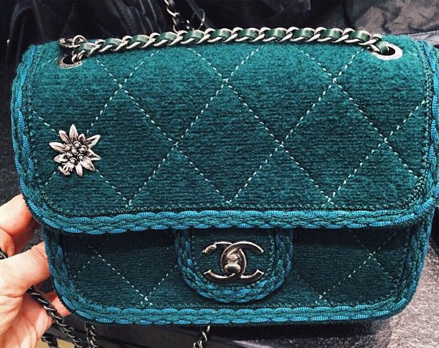 Chanel-Wool-Flap-Bag