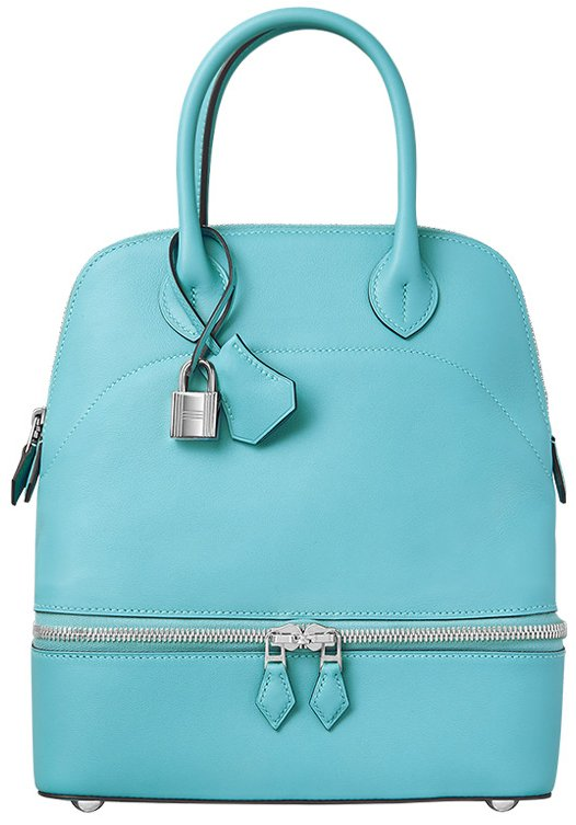 Hermes-Bolide-Double-Bottom-Bag