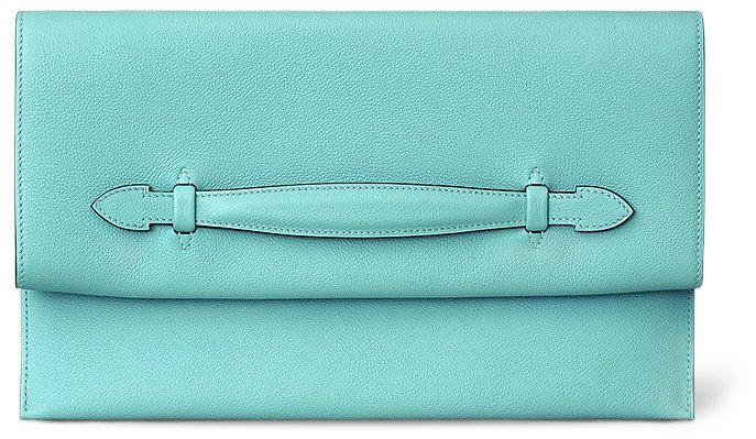 Hermes-Pliplat-Clutch-Bag