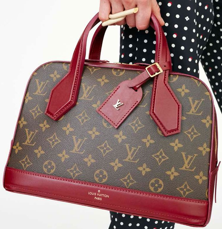 Louis-Vuitton-Fifteen-Girls-Descending-A-Staircase-Bag-Collection-13